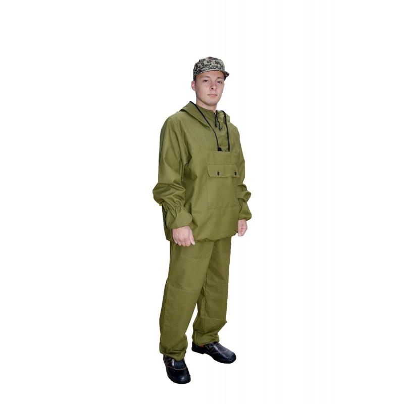 4f6b3799906e Мужской костюм противоэнцефалитный ткань палатка купить оптом и в ...